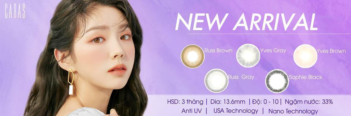 New arrival contact lens