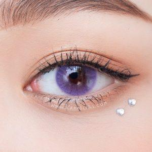 bubbly violet