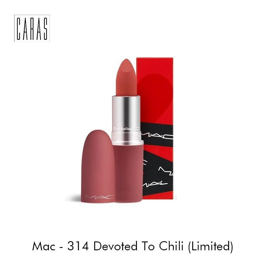 mac limited 316 devoted to chili