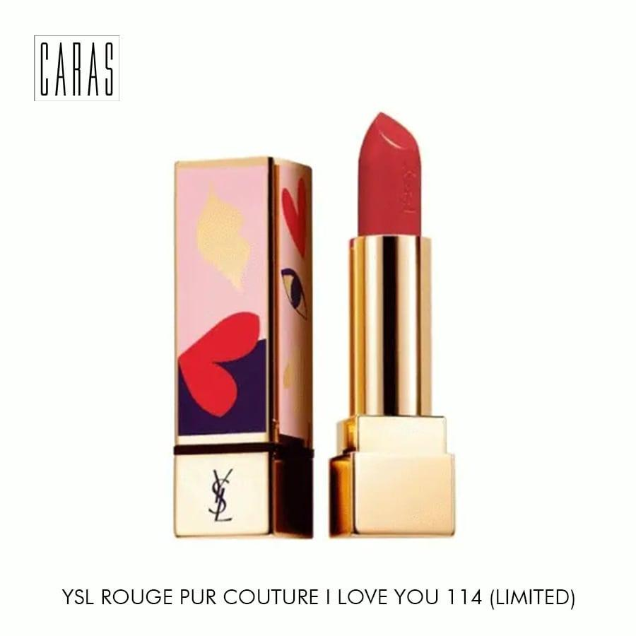 son ysl rouge pur couture 114 limited